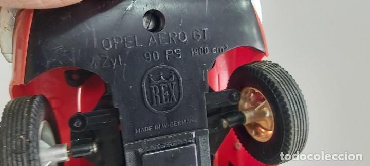 Juguetes antiguos Rico: OPEL GT DE RICO FUNCIONANDO - Foto 19 - 269093473