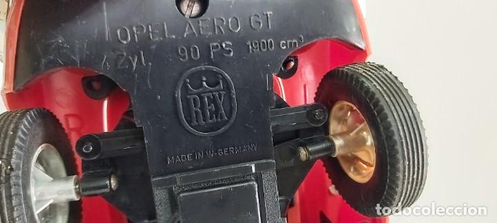Juguetes antiguos Rico: OPEL GT DE RICO FUNCIONANDO - Foto 20 - 269093473