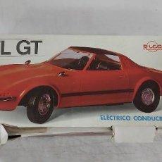 Juguetes antiguos Rico: OPEL GT DE RICO FUNCIONANDO. Lote 269093473