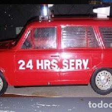 Juguetes antiguos Rico: SEAT 1430 DE RICO RADIOCONTROL POLICE. Lote 269206048