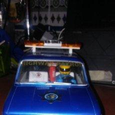 Juguetes antiguos Rico: SEAT 1430 DE RICO RADIOCONTROL POLICE. Lote 269206523
