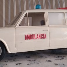 Juguetes antiguos Rico: SEAT 1430 AMBULANCIA. Lote 269250483