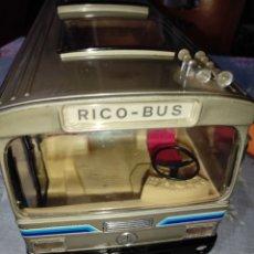 Juguetes antiguos Rico: RICO-BUS.AÑOS 70-80.. Lote 293819093