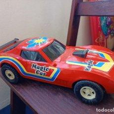 Juguetes antiguos Rico: MAGIC CAR CHEVROLET DE RICO, REF 33, AÑOS 70 AUTOGIRO NON STOP NO FUNCIONA. Lote 297048253