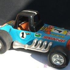 Altes Spielzeug Román - DRAGSTER RALLY LOCO - ROMÁN - 134762194