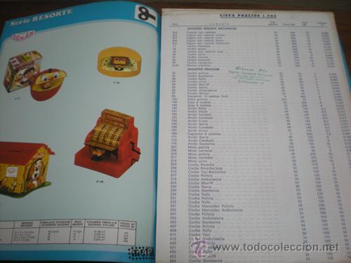 Juguetes antiguos Román: ROMAN CATALOGO 1982 - Foto 2 - 26530814