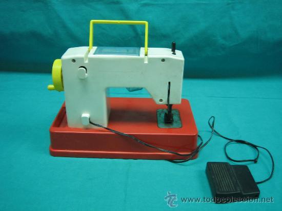 Juguetes antiguos Román: Maquina de coser de juguete Román - Foto 3 - 30893207