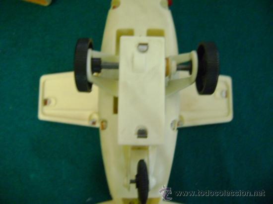 Juguetes antiguos Román: Avión a fricción Román serie 150 V-153 - Foto 3 - 35627145