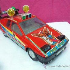 Altes Spielzeug Román - COCHE DE BOMBEROS ROMAN. FIRE CHIEF 343. - 35784439