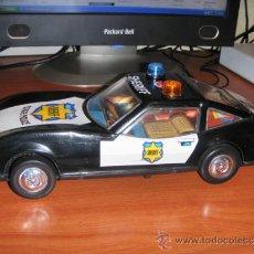 Altes Spielzeug Román - ANTIGUO COCHE ROMAN SHERIFF - 38711476
