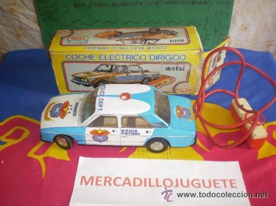 ANTIGUO COCHE DE ROMAN MERCADILLOJUGUETE (Juguetes - Marcas Clásicas - Román)