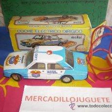 Juguetes antiguos Román: ANTIGUO COCHE DE ROMAN MERCADILLOJUGUETE. Lote 40881191