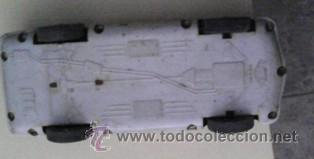 Juguetes antiguos Román: Coche Police Román. -Faltan partes - Foto 2 - 43514462