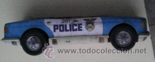 Juguetes antiguos Román: Coche Police Román. -Faltan partes - Foto 4 - 43514462