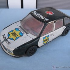Altes Spielzeug Román - COCHE SHERIFF DE ROMÁN - 47491687