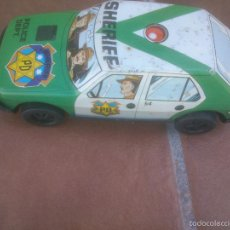Altes Spielzeug Román - ANTIGUO COCHE SHERIFF ROMAN - 56539959