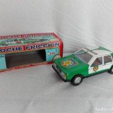 Altes Spielzeug Román - COCHE FRICCION SERIE 250. MODELO 254 STATE POLICE - 69783209