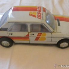 Juguetes antiguos Román: COCHE SEAT 850 IBERIA JUGUETES ROMAN. Lote 76767215