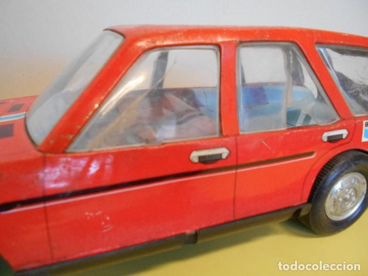 Seat Años Marca Roman MetalicoChasis 5578 Plastico Antiguo 70R 131l Juguete Coche NPXnk8O0w