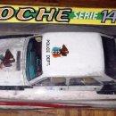 Juguetes antiguos Román: COCHE POLICIA POLICE PATROL ROMAN DIRIGIDO SERIE 1400 CON CABLE. Lote 86625148