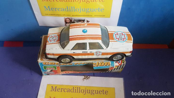 Juguetes antiguos Román: coche roman - Foto 2 - 87057576