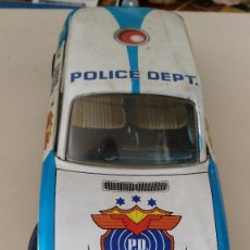 Juguetes antiguos Román - RADIO CONTROL - POLICE DEPT. - SEAT 132 - ROMAN - made in spain - 94741479