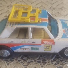 Altes Spielzeug Román - COCHE RALLY MONTECARLO DE PAYA AÑO 1984 - Precio chollo!! VER FOTOS!! - 103048823