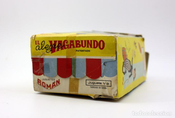 Juguetes antiguos Román: CHARLOT EL ALEGRE VAGABUNDO - JUGETES ROMAN - EN SU CAJA ORIGINAL - FUNCIONANDO - AÑOS 60 - Foto 10 - 137262793