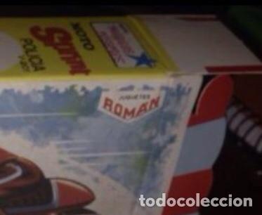 Juguetes antiguos Román: Moto en caja casa Roman a estrenar - Foto 3 - 110074484