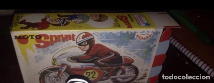 Juguetes antiguos Román: Moto en caja casa Roman a estrenar - Foto 4 - 110074484