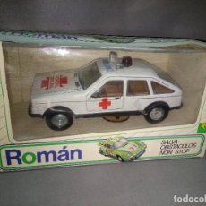 Juguetes antiguos Román: 818- ROMAN SALVA OBSTACULOS NON STOP (CHRYSLER 150) 80S NEW /VIEJO STOCK. Lote 114985907