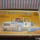 Juguetes antiguos Román: COCHE RADIO CONTROL SERIE 4280. Lote 119332423