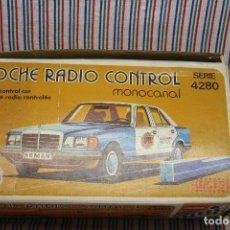 Juguetes antiguos Román - COCHE RADIO CONTROL SERIE 4280 - 119332423