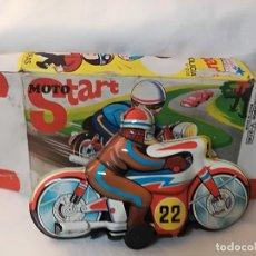 Juguetes antiguos Román: MOTO ROMAN SPRINT EN CAJA - MOTO GRANDE. Lote 120187279