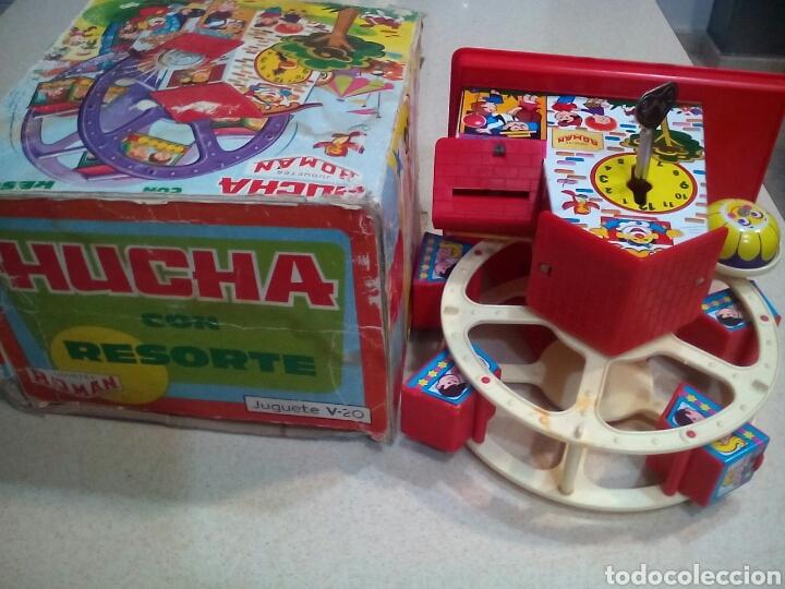 Juguetes antiguos Román: Hucha Román - Foto 5 - 120943319
