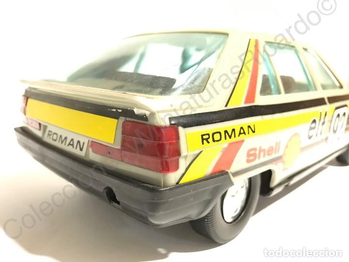 Juguetes antiguos Román: Coche Renault 11 de Roman - Made in Spain - antiguo Pirelli, rally Shell ,rallies , juguete, único, - Foto 4 - 121361911