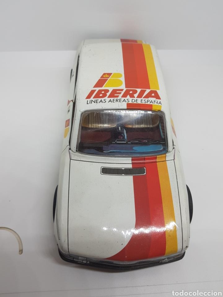 Juguetes antiguos Román: coche hojalata - friccion - iberia - car110 - Foto 3 - 134954310