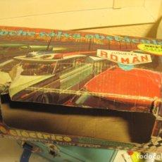 Juguetes antiguos Román: COCHE ELECRICO SEAT 132 DE ROMAN AÑOS 60/70. Lote 143916786
