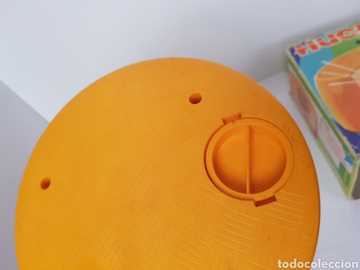 Juguetes antiguos Román: HUCHA CON RESORTE - ROMÁN - años 70 en caja funcionando. - Foto 8 - 145298538