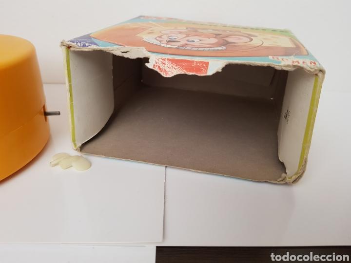 Juguetes antiguos Román: HUCHA CON RESORTE - ROMÁN - años 70 en caja funcionando. - Foto 9 - 145298538