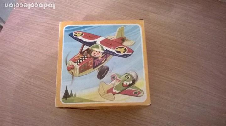 Juguetes antiguos Román: Roman avion a friccion - Foto 9 - 146017330