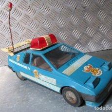 Altes Spielzeug Román - ROMAN COCHE POLICIA LOTUS TURBO SPIRIT SALVA OBSTACULOS DE ROMAN JUGUETES - 159758350