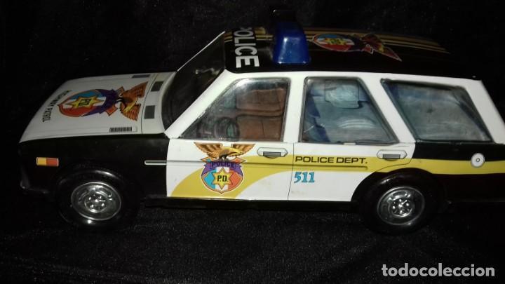 COCHE POLICÍA ROMAN (Juguetes - Marcas Clásicas - Román)