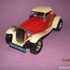 Brinquedos antigos Román: ANTIGUO COCHE ÉPOCA TIPO MORGAN ELÉCTRICO DE JUGUETES ROMÁN IBI - AÑO 1970-80S.. Lote 168667216