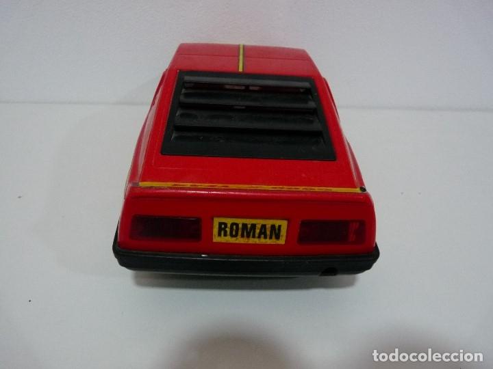 Juguetes antiguos Román: Coche a pilas Roman Lotus Spirit - Foto 4 - 176667072