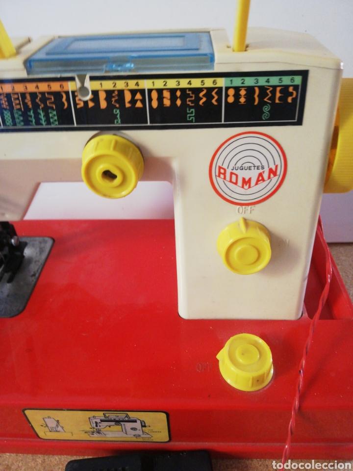 Juguetes antiguos Román: Maquina de coset roman - Foto 2 - 177977962