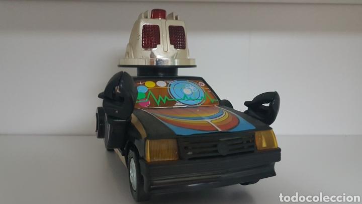 Juguetes antiguos Román: Coche Román Robot - Foto 2 - 178973330