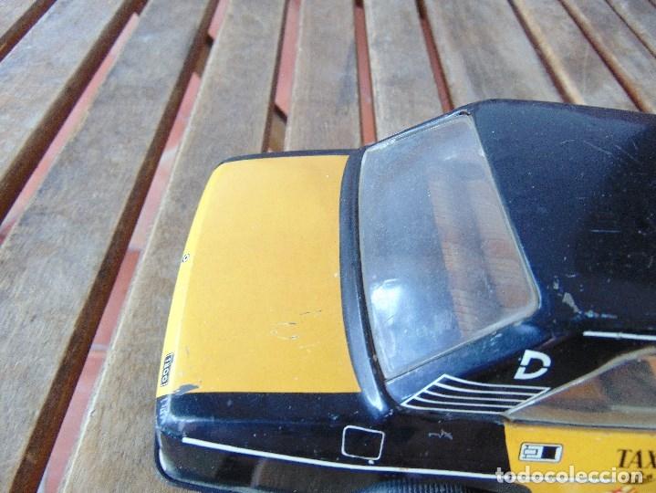 Juguetes antiguos Román: VEHICULO COCHE SEAT 132 TAXI DE ROMAN RESTAURAR O PIEZAS - Foto 2 - 179241656
