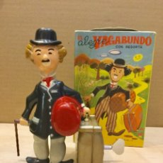 Giocattoli antichi Román: EL ALEGRE VAGABUNDO. CHARLOT. AÑOS 60. Lote 182297723
