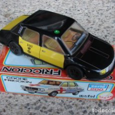 Jouets anciens Román: RENAULT - TAXI BARCELONA - JUGUETES ROMÁN. Lote 188731918